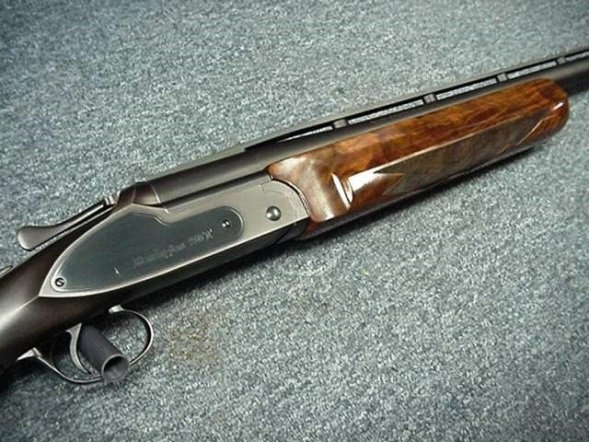 Remington 90-T right view