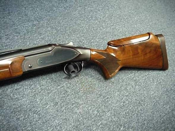 Remington 90-T left view